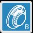 Szyfrowy mechaniczny Klasa B