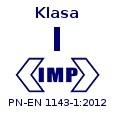 Klasa odporności na włamanie I wg PN-EN 1143-1:2012