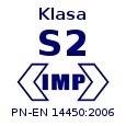 Klasa odporności na włamanie S2 wg PN-EN 14450:2006