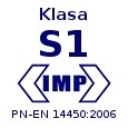 Klasa odporności na włamanie S1 wg PN-EN 14450:2006
